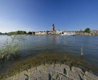 Deventer Nederländerna Royaltyfri Fotografi
