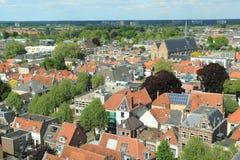 Deventer scenery Stock Image