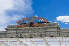Dever Union Station Stock Photo