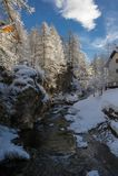 Devero di Alpe Fotografia Stock Libera da Diritti