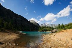 Devero lake Royalty Free Stock Images