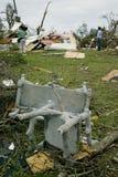 devestation tornado. Zdjęcie Royalty Free