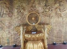 Devi daivta of Hindu mythology royalty free stock image
