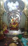 devi do yamai (deusa hindu) Fotos de Stock Royalty Free