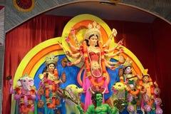Devi Durga foto de archivo