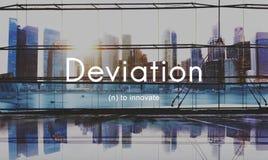 Deviation Innovate Changes Development Improvement Concept Stock Photos
