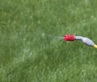 Device of spraying pesticide. Stock Images