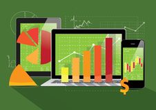 Devices Stock Photo