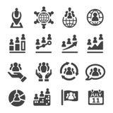 Population icon set. Vector and illustration vector illustration