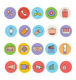 Devices Vector Icon 5 Stock Images