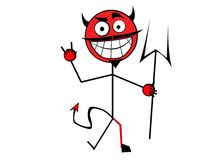 Devil Royalty Free Stock Photo