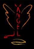 Angel Devil Royalty Free Stock Photos