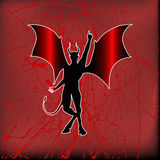 Devil Background Stock Photos