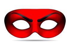 Devil carnival mask stock illustration