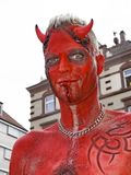 Devil - Christopher Street Day Stock Photos