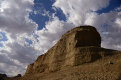 The devil city in xinjiang Stock Photography