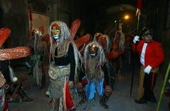 Devil costume Stock Photography