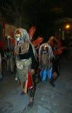 Devil costume Stock Image