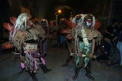 Devil costume Stock Photo