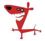 Devil dog Royalty Free Stock Images
