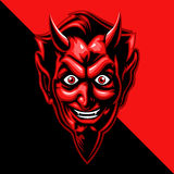 Devil head Royalty Free Stock Images