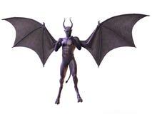 Devil - Horror Figure Royalty Free Stock Photography