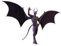 Devil - Horror Figure Stock Image