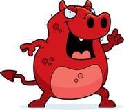 Devil Idea Stock Image