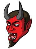 Devil Mascot Stock Photography