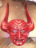 Devil mask Stock Photos
