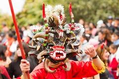 Devil Mask Stock Photo