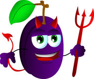 Devil plum Royalty Free Stock Photos