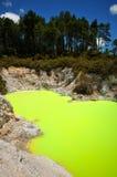 Devil's Bath, Wai-O-Tapu Thermal Wonderland Royalty Free Stock Image