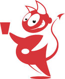 Devil's Brew. An icon to represent the term Devil's Brew vector illustration