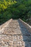 The Devil's Bridge- Ardino, Bulgaria Stock Photos