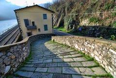 Devil S Bridge, Lucca, Italy Stock Images