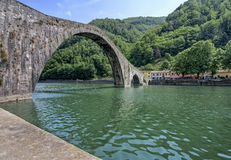 Devil's bridge Royalty Free Stock Images