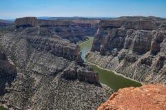Devil's Canyon, Montana, USA Stock Photography