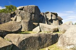 Devil's Den Gettysburg Battlefield PA Royalty Free Stock Images
