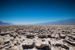 Devils Golf Course Death Valley National Park, California stock images