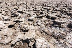 Devil's Golf Course. Vast salt desert of Devil's Golf Course in Death Valley National Park. California, USA Stock Photo