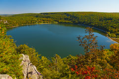 Devil's Lake Stock Images