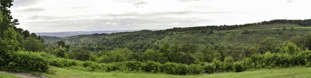 Devil's Punchbowl, Hindhead Royalty Free Stock Image