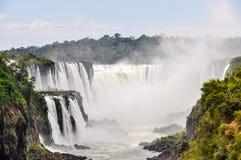 Devil's Throat, Iguazu Falls, Argentina Stock Images