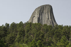 Devil's Tower Royalty Free Stock Photo