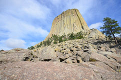 Devil's Tower Stock Photography