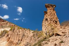 Devil's Town Royalty Free Stock Photography