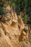 The Devil's Town Natural Landmark Royalty Free Stock Photography