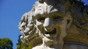Devil statue Royalty Free Stock Photography