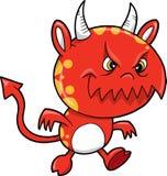 Devil Vector Illustration Stock Image